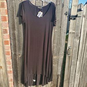 Pinc Black Maxi Sun Dress sz 1X
